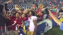 PROOF Some Fans still love Colin Kaepernick