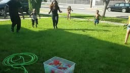 ULTIMATE WATER FIGHT Bunch O Balloons....make 100 water balloons in less than a minute!