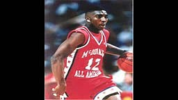 God Shammgod Highlights from '95 McD's All American Game