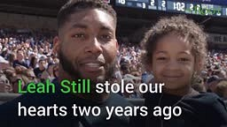 If #LeahStill doesn't give you hope, we don't know what will!