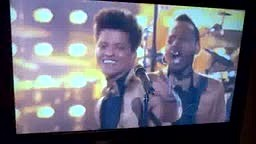 Bruno Mars Grammy Awards Performance 2012