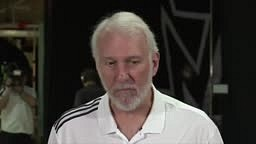 Coach Greg Popovich of the San Antonio Spurs says he understands why Colin Kaepernick protests