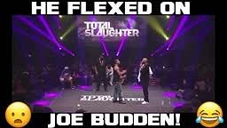 He Flexed on Joe Budden