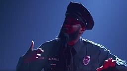 Big K.R.I.T. Powerful Spoken Word About POLICE BRUTALITY & BLACK LIVES MATTER [2016 BET Hip Hop Awards]