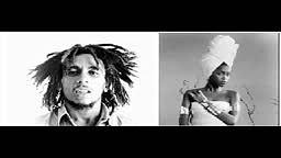Bob Marley Ft. Erykah Badu No More Trouble