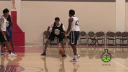 2020 Kyree Walker Vs. High School Compeition At NorCal Select Camp