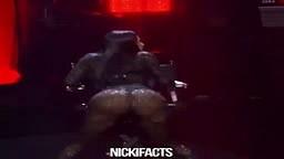 Nicki Minaj Twerks Like Never Before At Tidal X Concert FULL VIDEO