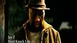 Jay Z Hard knock life (Official Video)