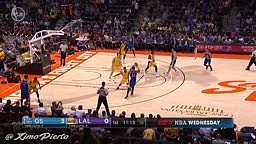 Kevin Durant vs Brandon Ingram for the 2nd time Golden State Warriors vs Lakers