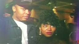 Rare Footage of Michel'le with Dr. DRE when they were together. Sad