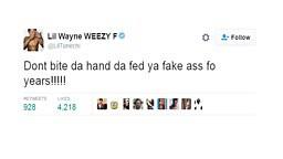Lil Wayne Disses Nicki Minaj