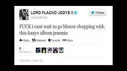 Rappers Tweets Before They Were Famous