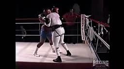 Mike Tyson vs Oliver McCall BRUTAL Sparring