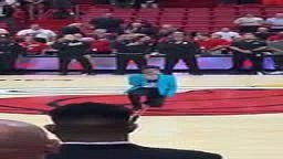 BLM: Singer Takes A Knee While Performing The National Anthem At NBA Game