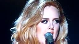 Adele Grammy Awards Performance 2012