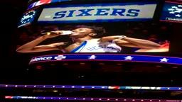 Desiigner Booed At Philadelphia 76ers Halftime Performance
