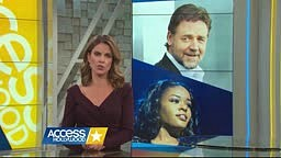 Azealia Banks Says Russell Crowe Called her a Ni**er  Access Hollywood