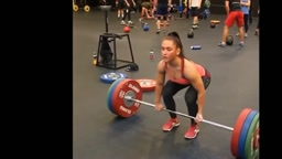 19 Years Old CrossFit Suzanne Svanevik Gym Workout Routines