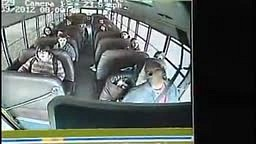 WATCH: 7th grade Students TAKE ACTION after bus driver PASSES OUT from HEART ATTACK
