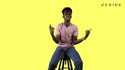 Desiigner Spits Short Freestyle Over Addams Family Theme Song