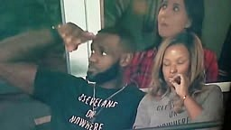 LEBRON JAMES WIFE CAUGHT SMOKING WEED AT WORLD SERIES GAME!! (Cubs vs Indians)