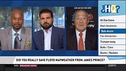 Is Bob Arum Dry Snitching On J Prince Beating Up Floyd Mayweather's Crew For $600K? [Video]