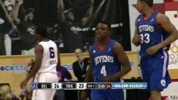 Aquille Carr NBA D-League Highlights w Delaware 87ers