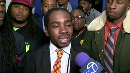 Reporter gets all awkward interviewing Trayon White after his victory Ward 8 City Council seat