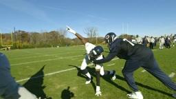 Denver Broncos Mannequin Challenge