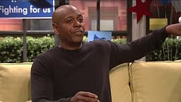 Dave Chappelle & Chris Rock SNL Skit Election Night