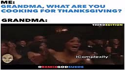 LOL! Shirley Ceasar THANKSGIVING Beans Greens Potatoes You Name It Challenge #UNameItChallenge