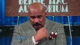 Steve Harvey Crying Honoring King Of Comedy Bernie Mac's Legacy