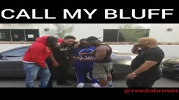 Call my Bluff with Reedo Brown and Im Tyrone