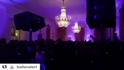 President Obamas All Black Party at the White house