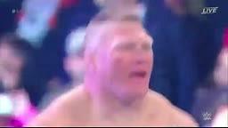WWE Survivor Series 2016_ Bill Goldberg vs Brock Lesnar (full match)