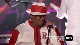 Bobby Brown, Teddy Riley Perform _My Prerogative_ at Soul Train Awards 2016