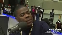 Tracy Morgan kicking some real talk on breakfast club ....comedians are some of the realest people!