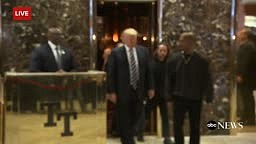 Kanye West has meeting with Donald Trump at Trump Towers