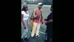 Camron almost gets into fight with dude over #Juju! Gives thirsty guy a Sprite instead!