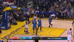 Durant vs Westbrook Part 2 Okc Thunder vs GS Warriors -Full Highlights Jan 18, 2017 NBA