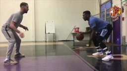 Nate Robinson shows some sick Handles & is training hard for a return to the NBA