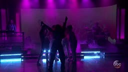 Kehlani Performs CRZY On Jimmy Kimmel Live