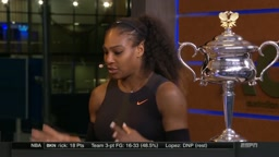 WATCH: Michael Jordan surprised Serena Williams with CUSTOM 23 Grand Slam Jordans