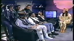 WATCH: New Edition VIDEO SOUL Interview With Them Beefing On TV [Part 3 Throwback Video