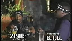 2pac & The Notorious B.I.G.! #Freestyle