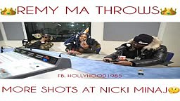 Remy Ma goes IN on Nicki Minaj AGAIN in Hot 97 rap Freestyle with Funk Flex