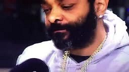 Jim Jones cries while discussing relationship with Cam'ron