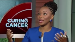 WATCH! Black physicist pioneers finds cure for cancer