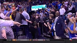 Kevin Durant Gets Booed at OKC Thunder game