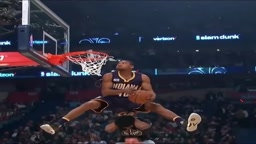 Glenn Robinson III Wins Nba Slam Dunk Contest over Aaron Gordon